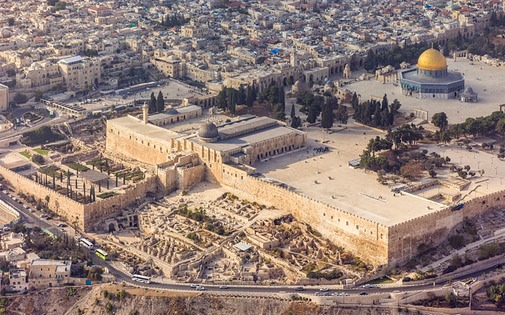 Aerial-Jerusalem-Temple Mount-Al-Aqsa and Dome of the Rock (SE exposure).jpg